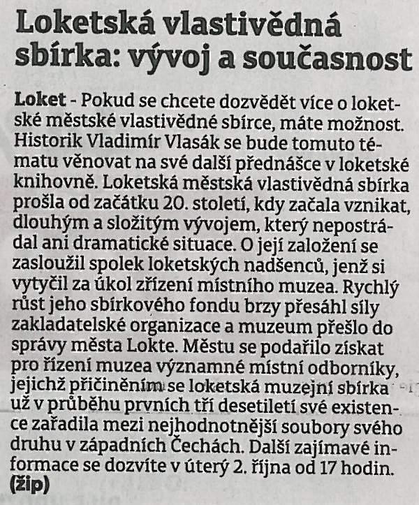Sokolovsky_denik_24._9._2018_str._3_Loketska_vlastivedna_sbirka
