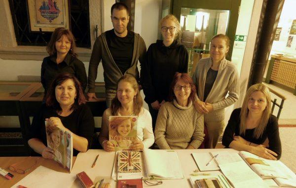Kurs německého jazyka s Janou Motlíkovou 2019 - 20