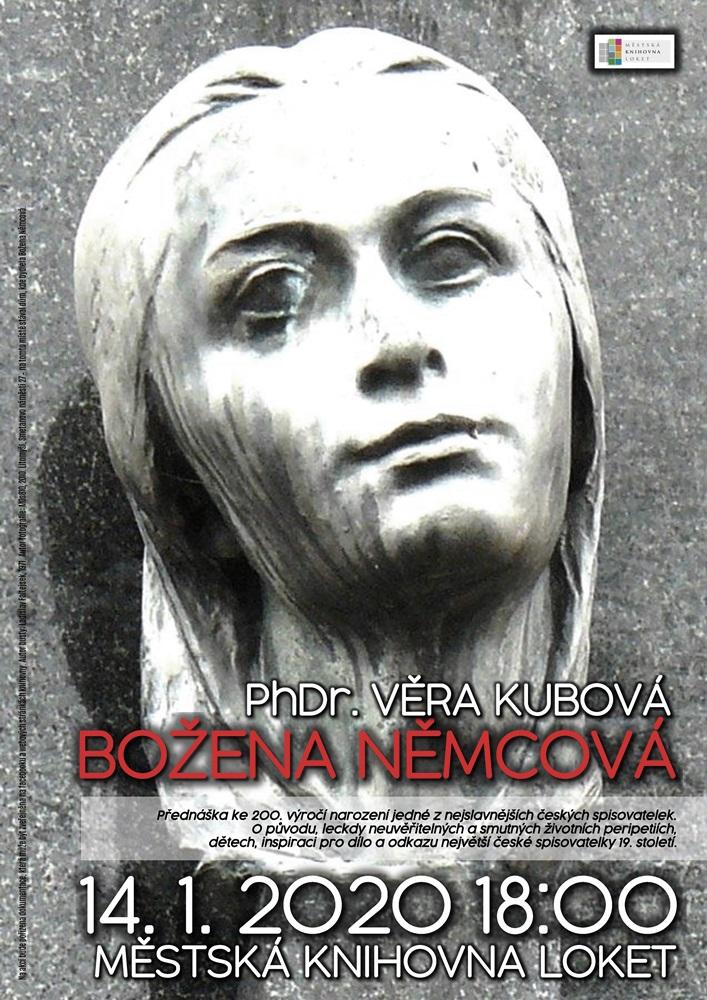 001Božena Němcová plakát final
