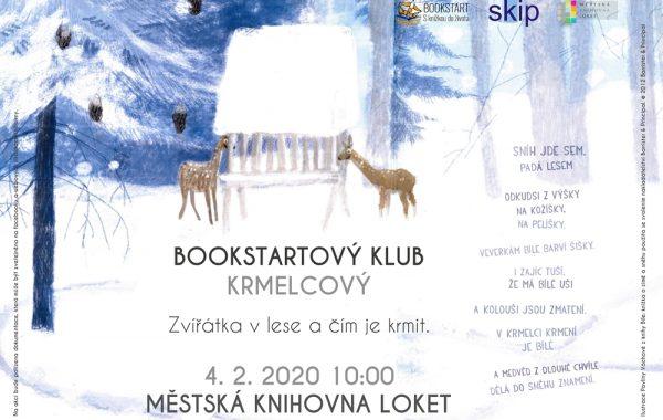 Bookstartový klub krmelcový